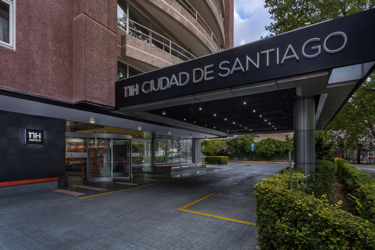 NH Ciudad de Santiago, Santiago