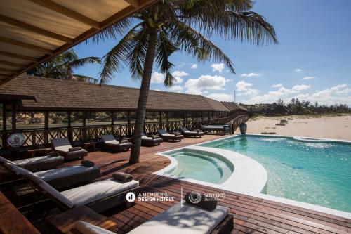 Sentidos Beach Retreat - Design Hotels, Jangamo