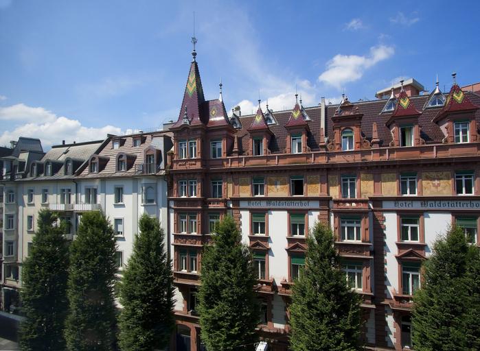 Waldstaetterhof Swiss Quality Hotel, Luzern