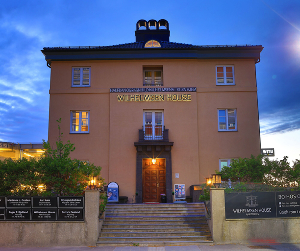 Wilhelmsen house Apartments, Tønsberg