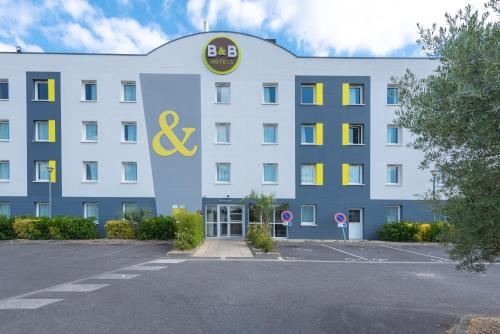 B&B Hôtel Creil Chantilly, Oise