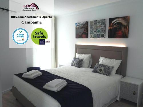 BRA.com Apartments Oporto Campanha, Porto