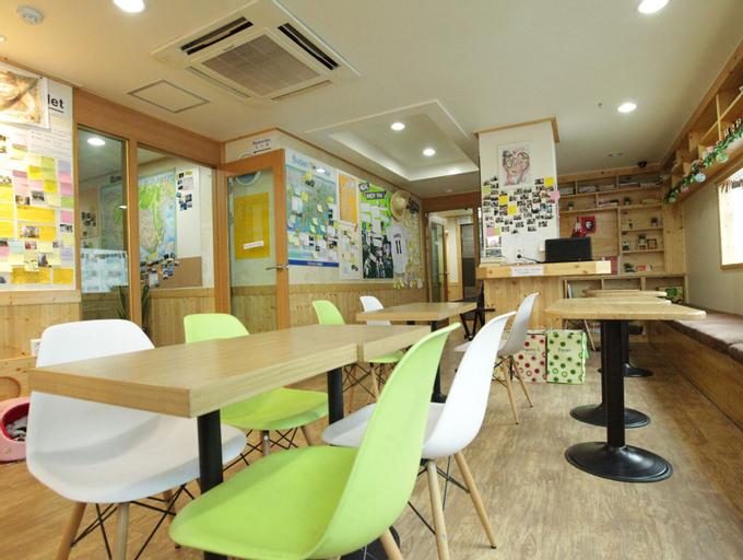 Hi Korea Guest House - Hostel, Caters to Women, Haeundae