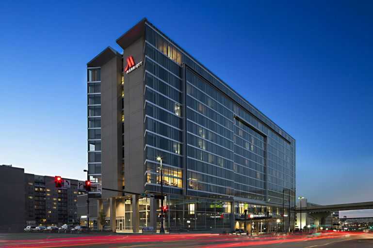 Omaha Marriott Downtown at the Capitol District, Douglas