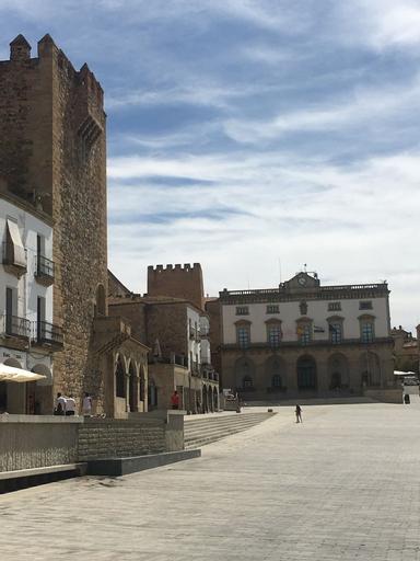 Domus Seleqtia, Cáceres