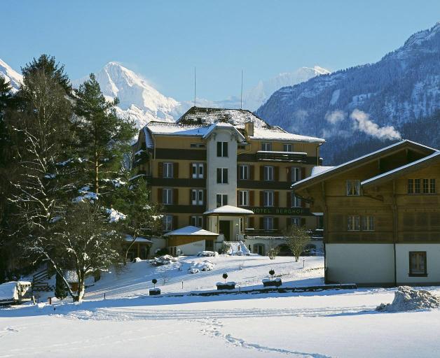 Hotel Berghof Amaranth, Interlaken