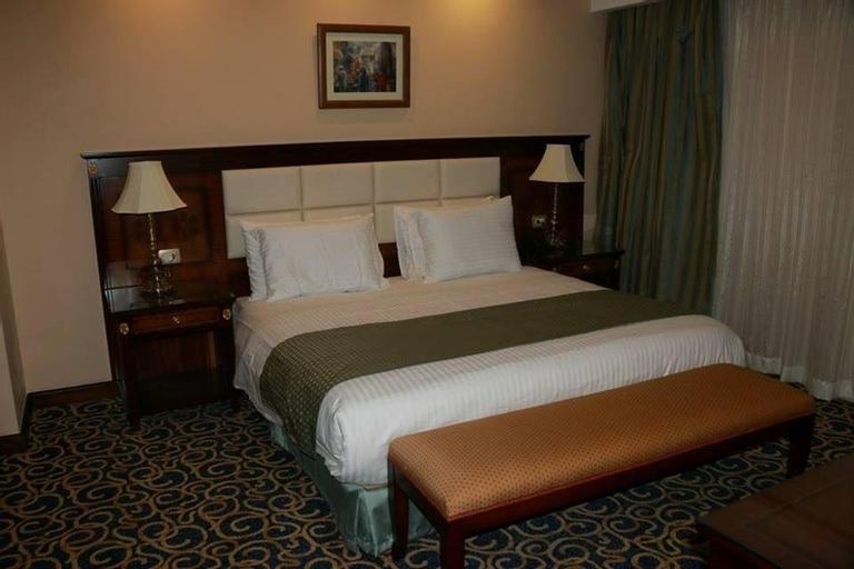 The Guard hotel, An-Nuzhah
