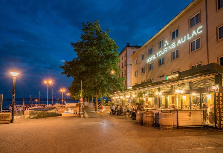 Hotel Touring au Lac, Neuchâtel