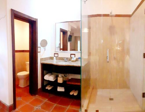Hotel Hacienda Santana, Tecate