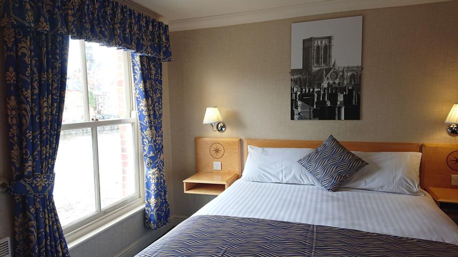 Queens Hotel, York