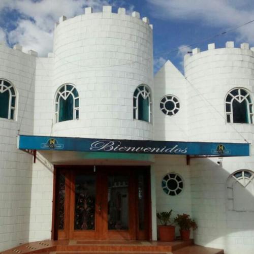 El Castillo Hotel, Latacunga