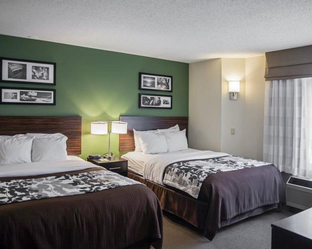 Sleep Inn and Suites Edgewood Near Aberdeen Proving Grounds, Harford