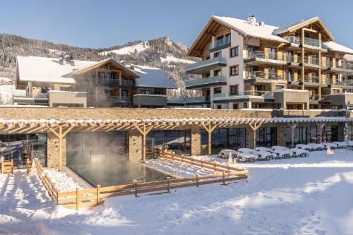 VAYA Fieberbrunn fine living resort, Kitzbühel