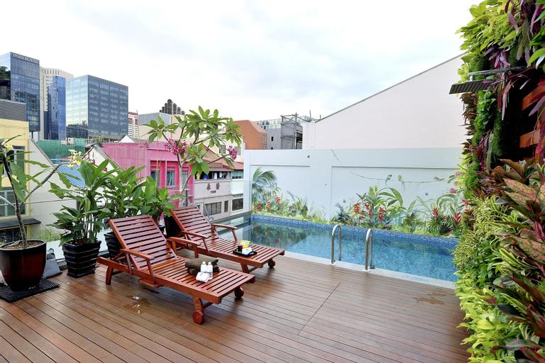 Hotel Clover 7 Hong Kong Street, Singapore River