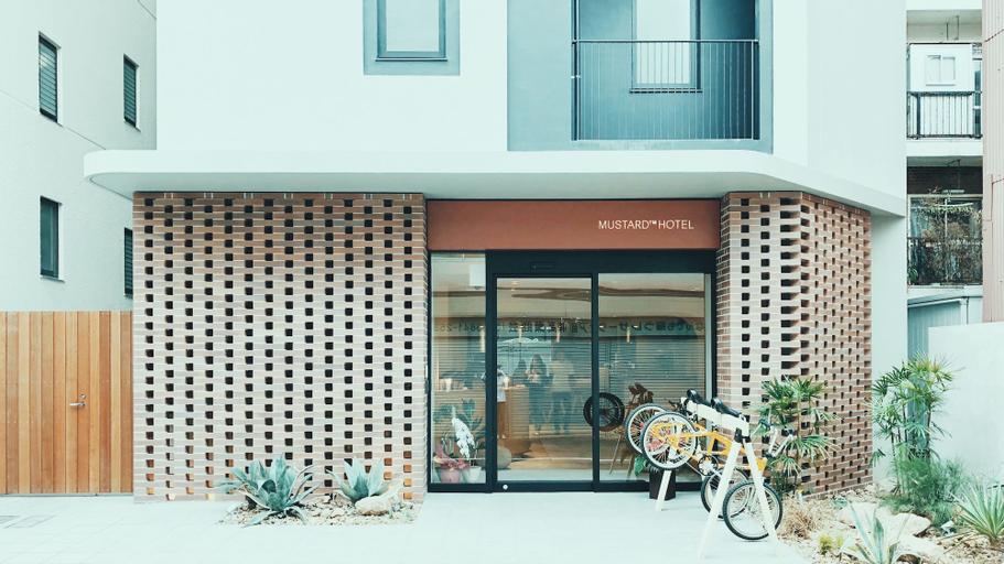 MUSTARD HOTEL ASAKUSA 2 - Hostel, Taitō