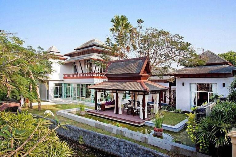 Baan Nagavana 5 Bedroom Pool Villa by Pinky, Bang Lamung
