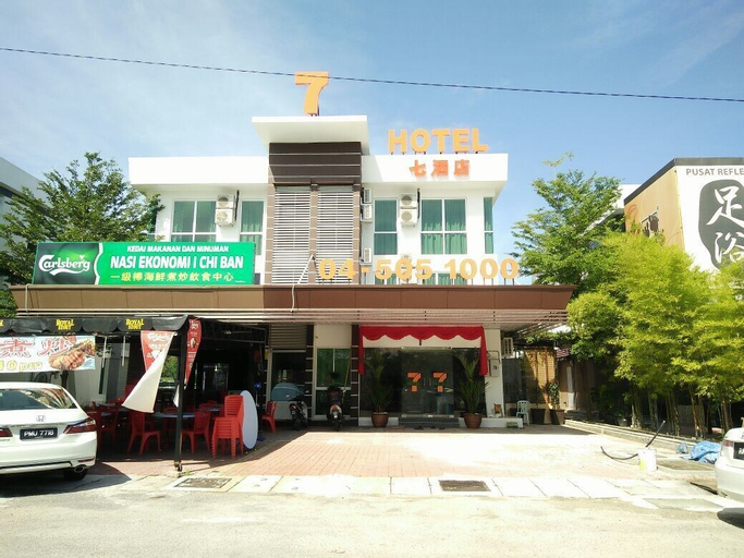Seven Hotel, Seberang Perai Tengah