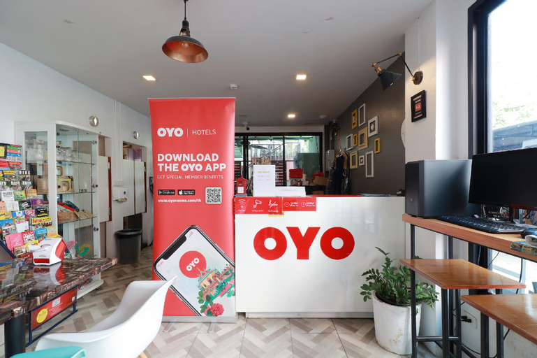 OYO 531 Le Light House & Hostel, Muang Chiang Mai