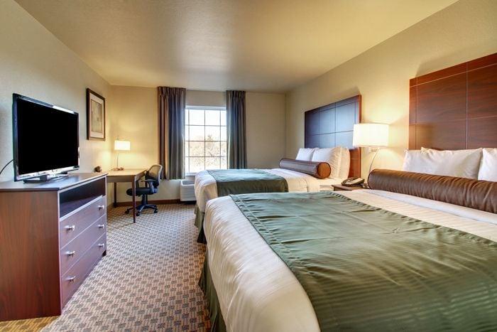 Castle Rock Inn & Suites, Gove