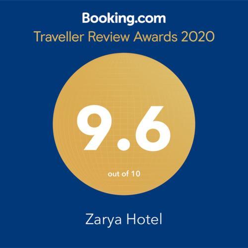 Zarya Hotel, Shughnon