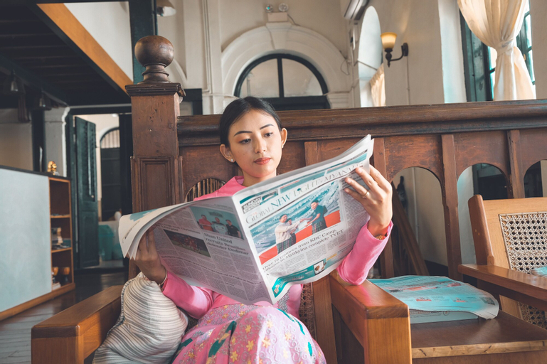501 Merchant Bed & Breakfast - Hostel, Yangon-W