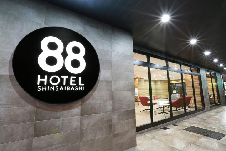 HOTEL 88 SHINSAIBASHI, Osaka