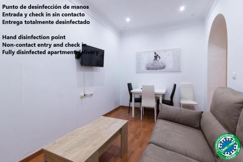 Apartamento El Ángel de la Caleta, Cádiz
