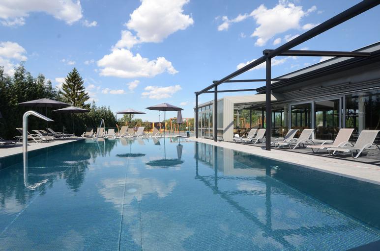 Hotel Aura Design & Garden Pool, Praha 8