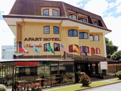 Apart Hotel Montepiedra, Cautín