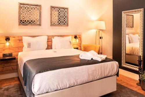 Porta 20 Boutique Guesthouse, Leiria