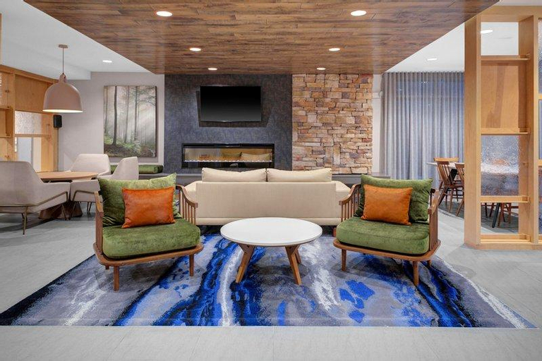 Fairfield Inn & Suites by Marriott Roanoke Salem, Roanoke City