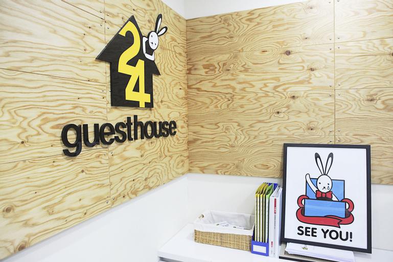 24 Guesthouse Myeongdong City, Jongro