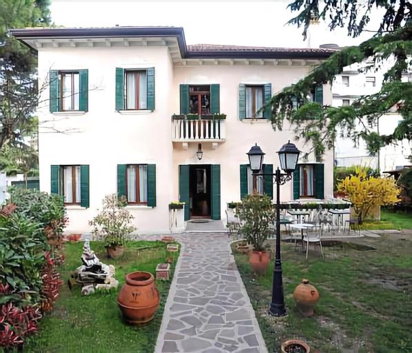 Villa Crispi, Venezia