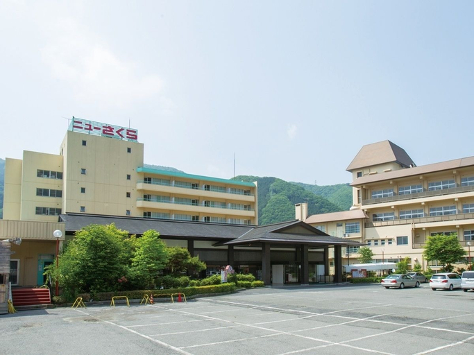 ITOEN HOTEL NEW SAKURA, Nikkō