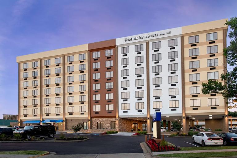 Fairfield Inn & Suites by Marriott Alexandria West/Mark Center, Alexandria