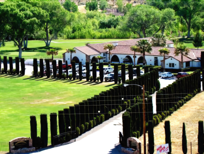 Historic Beaver Dam Lodge / Golf / RV Resort, Mohave