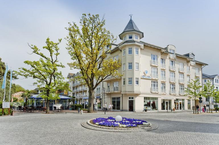 Aquamarin Hotel & Spa, Rostock