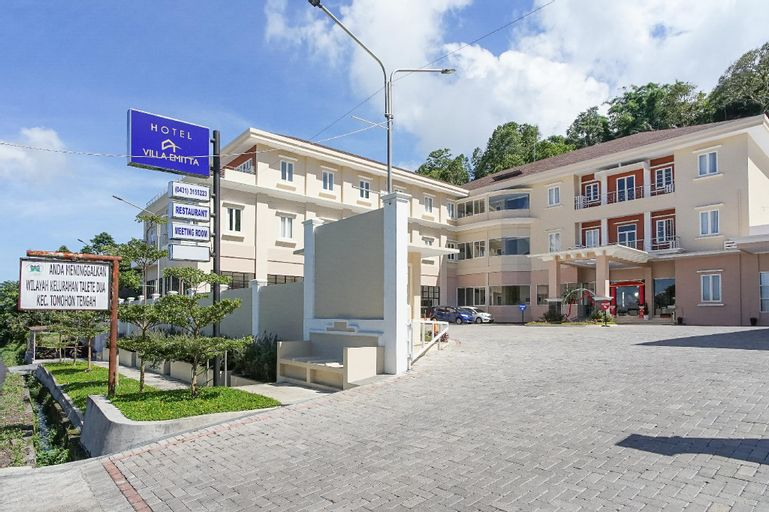 Hotel Villa Emitta, Tomohon