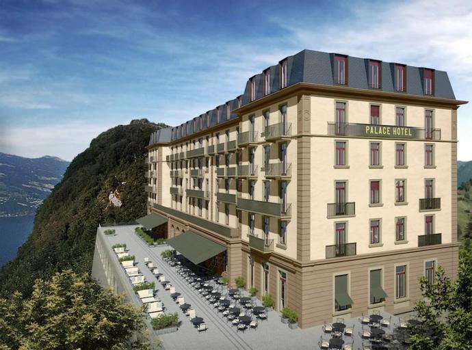 Burgenstock Hotels & Resort - Palace Hotel (Pet-friendly), Nidwalden