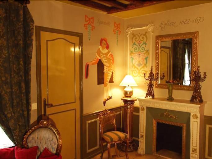 Hotel de Nesle, Paris