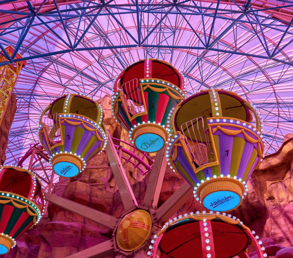 Circus Circus Hotel, Casino & Theme Park, Clark