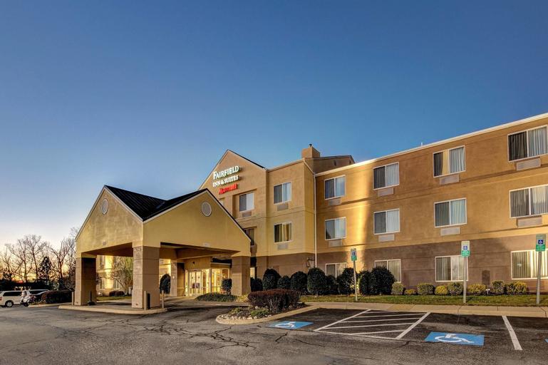 Fairfield Inn By Marriott Potomac Mills, Prince William