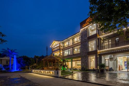 Floral Hotel · L-ink Yixing, Wuxi