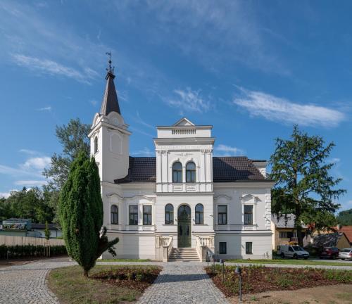 Villa Rosenaw, Vsetín