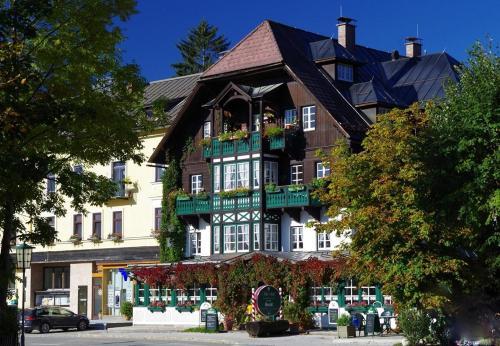 Villa Salis, Liezen