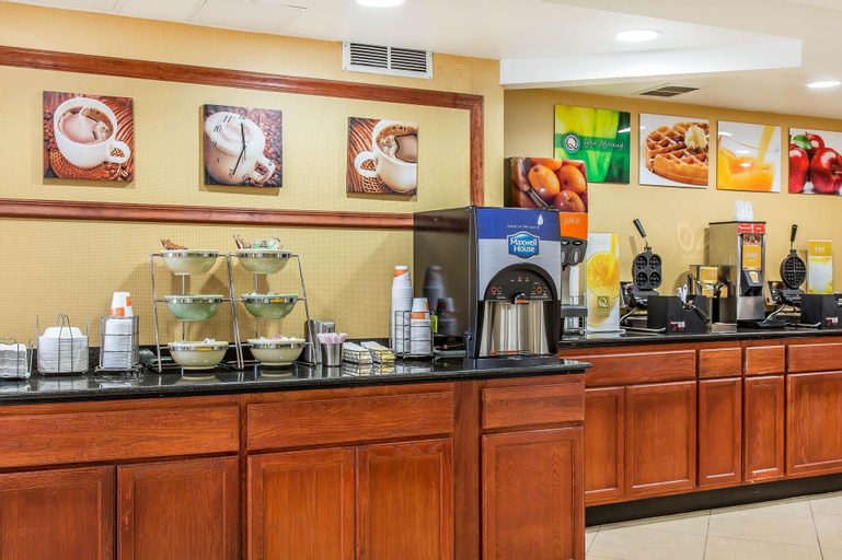 Quality Inn & Suites Middletown - Newport, Newport