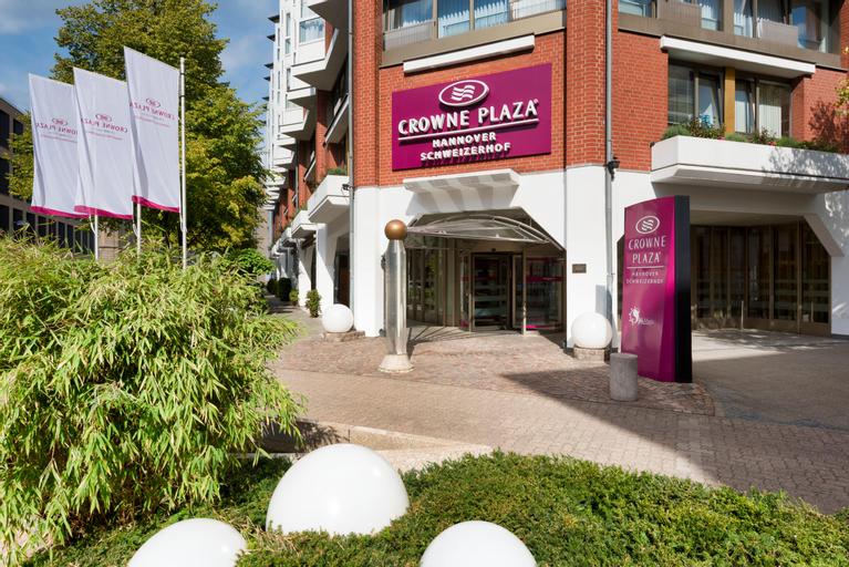 Crowne Plaza Hannover, Region Hannover