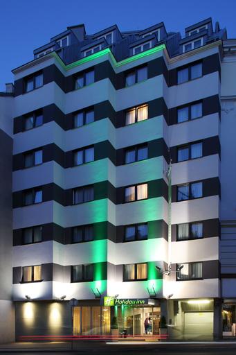 Holiday Inn Vienna City (Pet-friendly), Wien