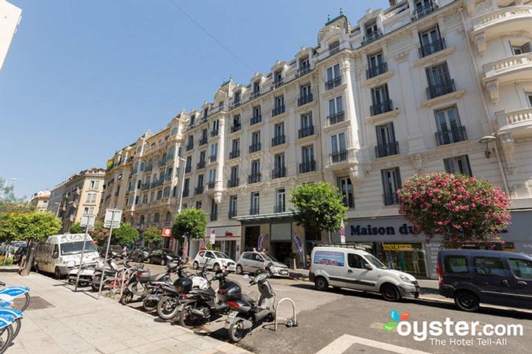 Hotel Kyriad Nice Gare, Alpes-Maritimes