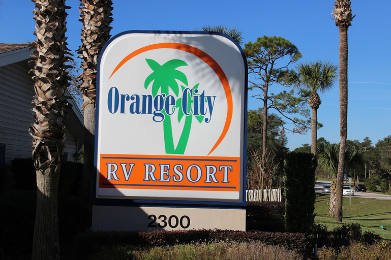 Orange City RV Resort, Volusia